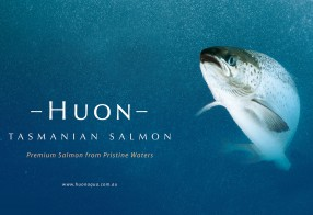 Huon Aquaculture Corporate ID