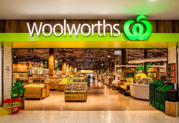 Woolworths Marrickville